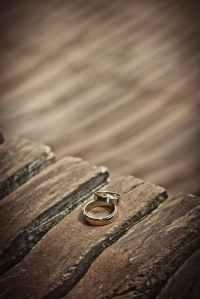 dark love marriage rings
