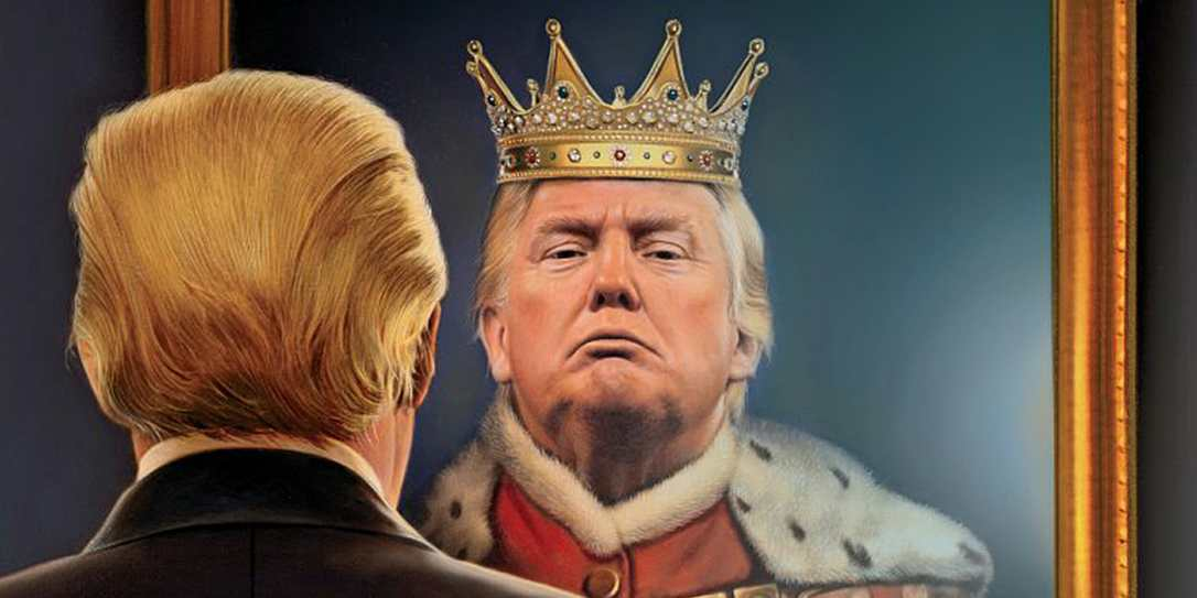 king-trump